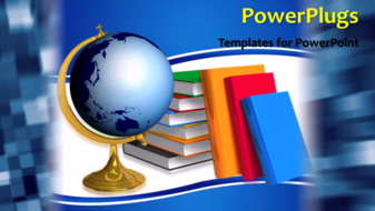 PowerPoint Template - An Education background